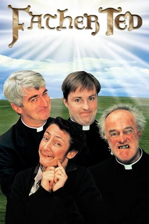 Kevin's one of the hit movie Father Ted