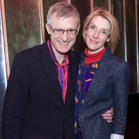 Rachel Schofield and Her husband Jeremy Vine