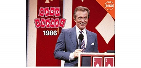 Sally McDonald's first television show titled Card Sharks