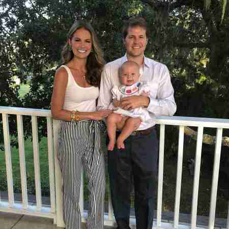 Jason Wimberly and his wife, Cameron Wimberly shares a daughter, Palmer Corinne Wilberly