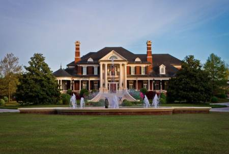 Braylon Howard's dad, Dwight Howard purchased the Suwanee Estate