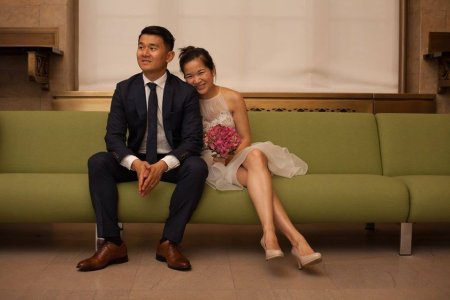 Hannah Pham and Ronny Chieng first met at the University of Melbourne