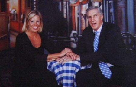 Bobbye Sloan's Jerry Sloan is committed to his second wife, Tammy Jessop