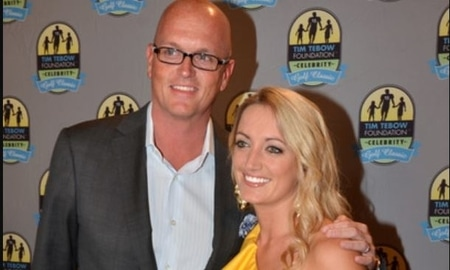 Stephanie Van Pelt, Scott Van Pelt's wife Married Life