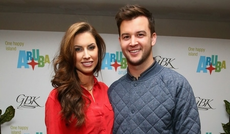 Katherine Webb Married Life