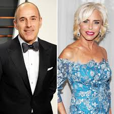 husband-wife Matt Lauer & Nancy Alspaugh with their marital life and total wealth