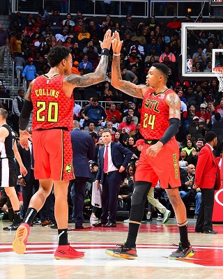 Bazemore during his match