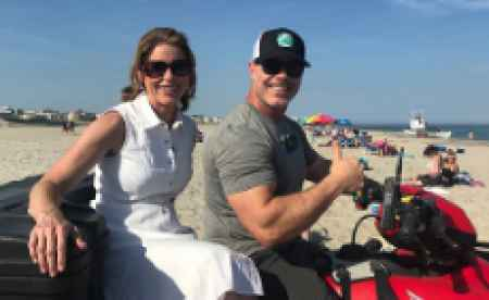 Kathy spending her holiday . Know her net worth, salary, earnings, income and endorsement