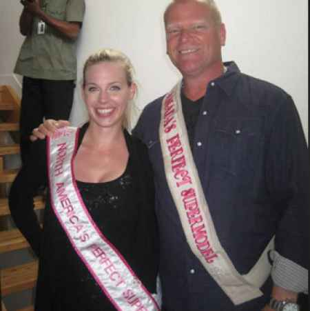 Alexandra Lorex was married to a Canadian businessman, contractor, Mike Holmes from 1982 to 1990.