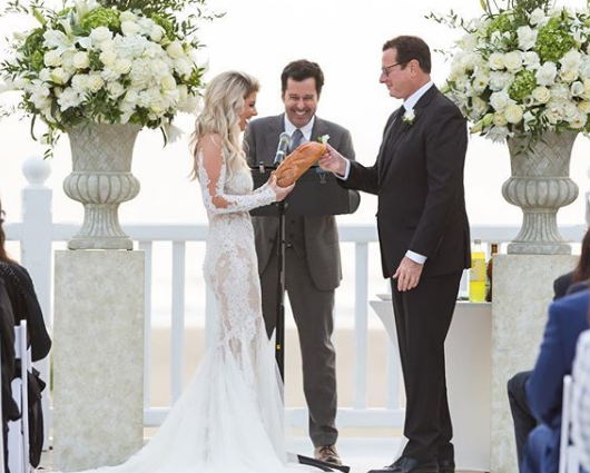 Jonathan Silverman Officiated The Wedding. Know more about Kelly's wedding ceremony, nuptial, marital affairs, marriage, husband,. marital affairs, childrena and many more