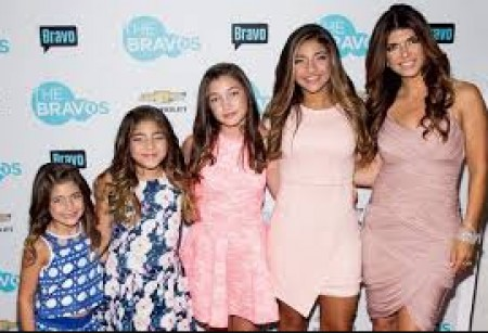 The Giudice family. Know more about Gabriella height, age, twitter, instagram,, family, parents, teresa and many more