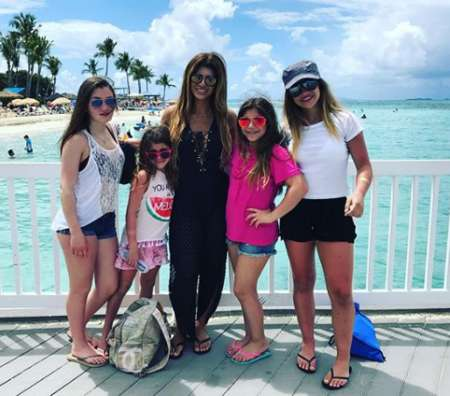 Audriana along with her family in a vacation. Know more about Audriana age, net worth, instagram, twitter, dance, competition, dance studio and many more