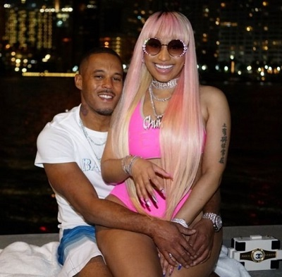 Petty and his girlfriend Nicki Minaj. Know aboutb Kenneth's personal life, relationship, girlfriend, children, past affairs