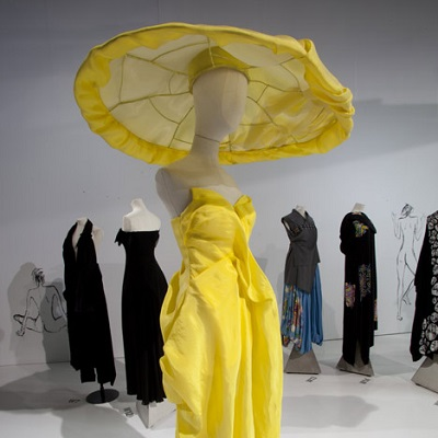 Yohji displaying his beautiful design during an exhibition at V&A museum at London. Know about Yojhi's net worth, salary, income