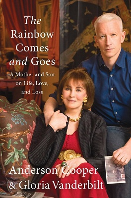 Gloria's books co-authored with her son Anderson Cooper