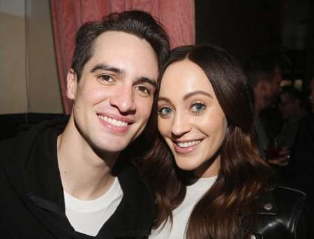 Brendon and his wife Sarah. Know more about Grace Urie Instagram, age, family, marriage, husband, and many more