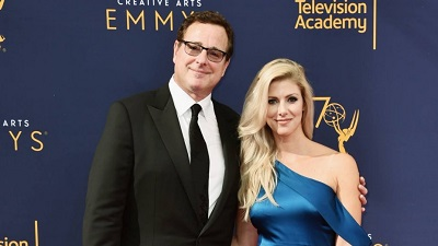 Bob and his Kelly attending Emmy awards