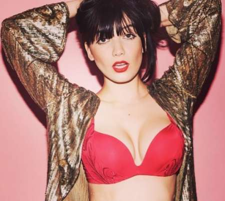 Lowe branding lingerie. Know more about Daisy Lowe endorsement deals, bank balance, paycheques, remuneration and many more