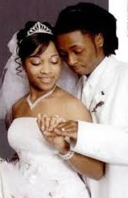 Lil and Antonia at their wedding day. Know more about Lil Wayne, wedding date and venue, marital affairs, love bond, divorce, separation and many more