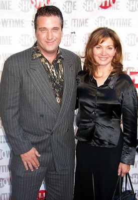 Hofmann and her second ex-husband Daniel Baldwin. Know about her personal life, marriage, husband, children