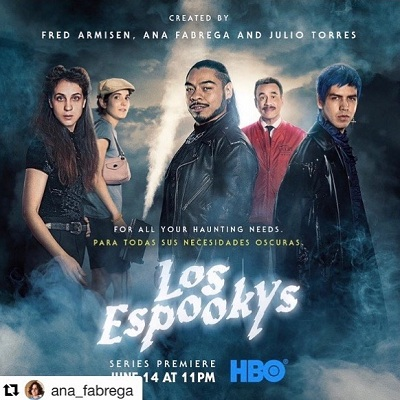 Isabella's another credit in the HBO series Los Espookys. Know about her Career, profession, occupation