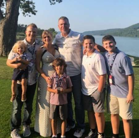 The Jones family bio, family, career, parents, chipper jones and much more