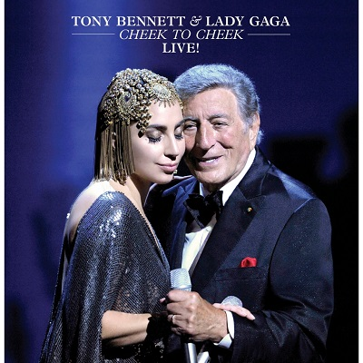 Tony and Gaga performing for their album Cheek to Cheek