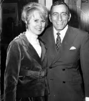 Tony and his second wife Sandra Grant. Know about his second marriage, spouse, and other marital details