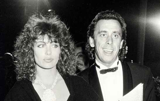 Kelly Lebrock with her first husband Victor Drai. Know more about Kelly marriage, husband, wedding date and venue , and other marital details