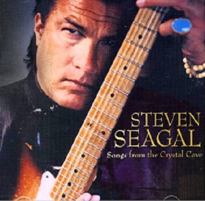 Seagals hit 'Songs from the Crystal Cave'