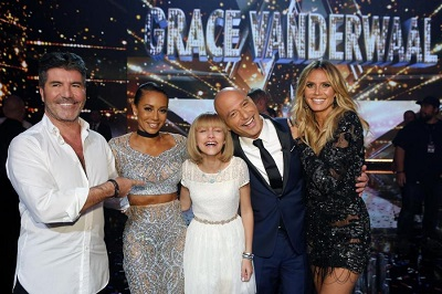 Grace as the winner of the AGT. Know about her net worth, salary, earning