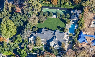 Steve's $10 million mansion. know about his net worth, salary, income