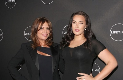 Kelly LeBrock and Arissa LeBrock