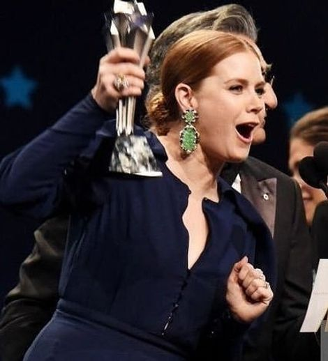 Amy Adams received Critic's Choice Awards for for Television or Limited Series for Sharp Objects