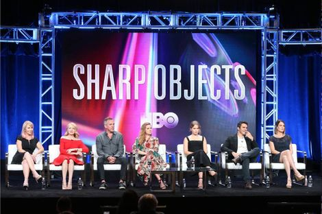 Amy Adams' show Sharp Objects