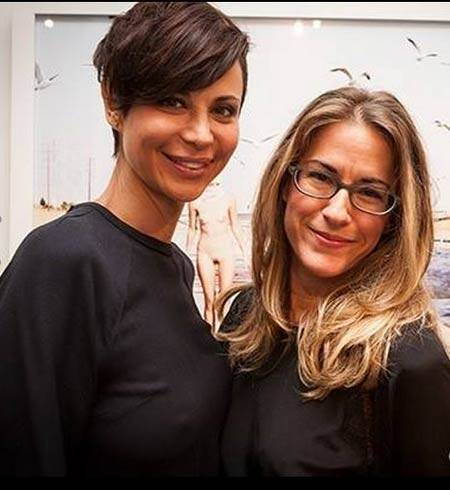 Brooke Daniells and Catherine Bell. Know more about Brooke Daniells dating, partner, lesbian couple, relationship affairs, marriage, divorce and other love details.