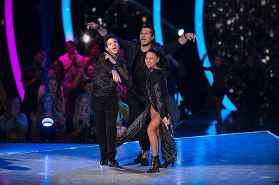 Mackenzie on the show 'Dancing with the Stars Juniors'. know about her career, profession,