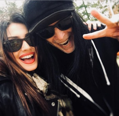 Schonenberger and her husband Mick Mars. Know about her personal life, marriage, husband, children and more