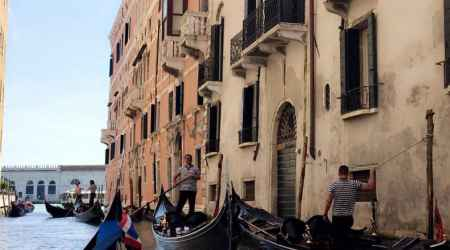 Zara on a holiday to Venice. Know about her earnings, salary, net worth, wealth, bank balance and many more