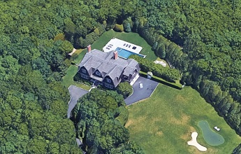 Kelly and Mark's house in Southampton. Know about her net worth, wealth, salary