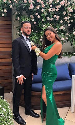 Lola Grace on a date with Tarek Fahmy. Know about her personal life, dating, boyfriend, affair and more