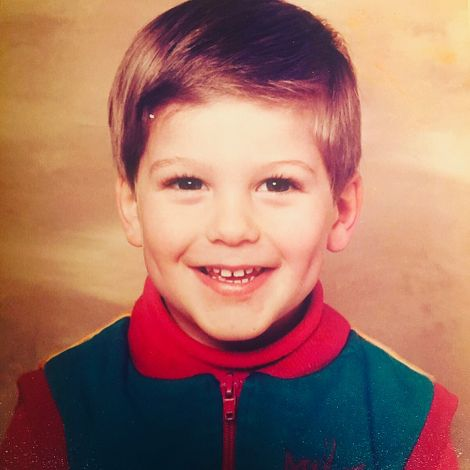 Daniel Lissing's Childhood Picture