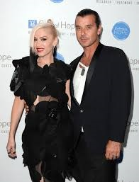 Gwen Stefani and her ex-husband Gavin Rossdale