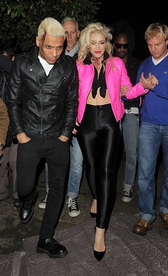 Gwen and her first boyfriend Tony Kanal. Know about her personal life, affairs, boyfriend, marriage