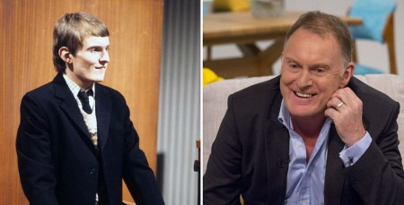 An early and present image of Robert Glenister