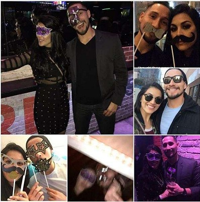Sarabia and her boyfriend. Know about Alanna Sarabia's marriage, relationship, husband, boyfriend, dating, wedding and many more