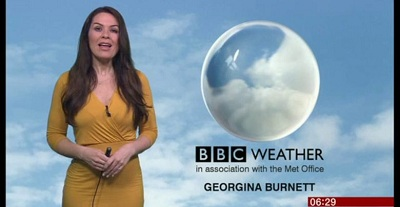 Burnett as a weather forecaster for BBC. Know about Georgina's career, breakthrough, occupation, net worth, salary, income, remuneration, wages, total assets, bank balance and many more