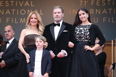 The Travolta Family. Know about Benjami Tarvolta's family, education, siblings