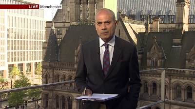 Alagiah as a news presenter for BBC Live Manchester.' Know about his careeer, profession and more