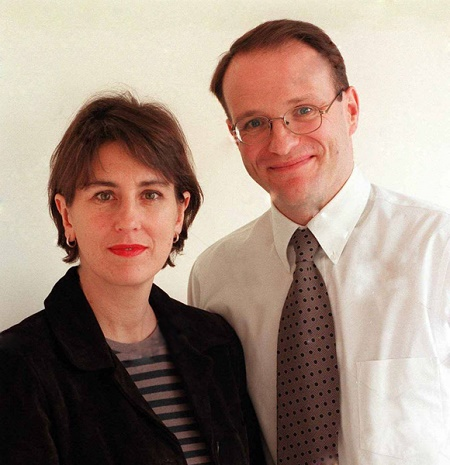 Kirsty Wark and her husband,  Alan Clements.Know more about her married life, husband, wedding date in this article.